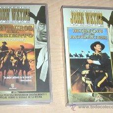 Cine: COLECCION JOHN WAYNE. VHS.. Lote 30601569