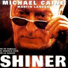 Cine: SHINER MICHAEL CAINE MARTIN LANDAU VHS. Lote 30710793