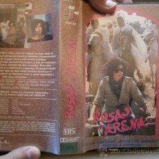Cine: ROSAS DE ARENA-VHS. Lote 30765450