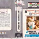 Cine: PORQUE NO HACEMOS EL AMOR.VHS RAREZA EDICION VHS.BARBARA BOUCHET. Lote 30937985