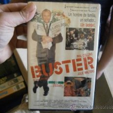 Cine: BUSTER-VHS. Lote 31000525