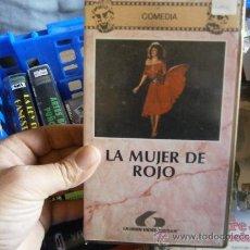 Cine: LA MUJER DE ROJO. Lote 31011608