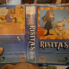 Cine: RISITAS-PIERNODOYUNA VHS RAREZA. Lote 31072892