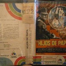 Cine - HIJOS DE PAPA JOSE BODALO ANTONIO GARISA RAFAEL GIL VIZCAINO CASAS - 31293840