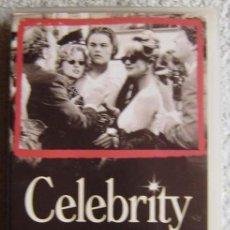Cine: 'CELEBRITY', DE WOODY ALLEN. VHS ORIGINAL.. Lote 31327594