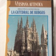 Cine: LA CATEDRAL DE BURGOS. Lote 31433740