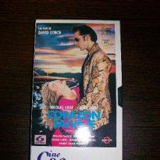 Cine: CORAZON SALVAJE DE DAVID LYNCH CON NICOLAS CAGE - VHS COLECCIÓN EL PERIODICO. Lote 31361783