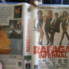 Cinema: RAFAGA INFERNAL. Lote 31555421