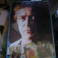Cine: CICLO MICHAEL CAINE. VHS. Lote 31767582