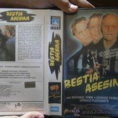 Cine: BESTIA ASESINA.EDWIGE FENECH-VHS. Lote 31866059