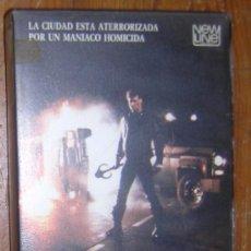 Cine: THE GLADIATOR (ABEL FERRARA) *** VHS *** PELICULA RARÍSIMA!!!. Lote 31932179