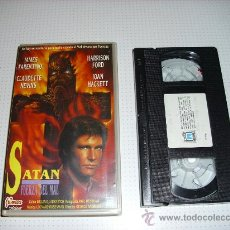 Cine: PELICULA VHS SATAN FUERZA DEL MAL ( HARRISON FORD). Lote 104266186