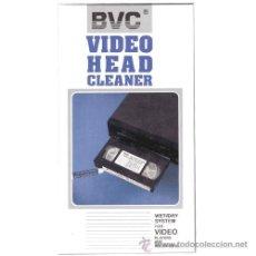 Cine: LOTE DE 4 LIMPIADOR VHS VIDEO CINTA VIRGEN CINTAS LIMPIADORAS VIDEOS. Lote 38480864