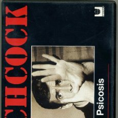 Cine: 24 PELICULAS VHS - ALFRED HITCHCOCK. Lote 32313104
