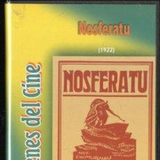 Cine: NOSFERATU, UNA SINFONIA DE TERROR (DE F.W.MURNAU). Lote 32383905