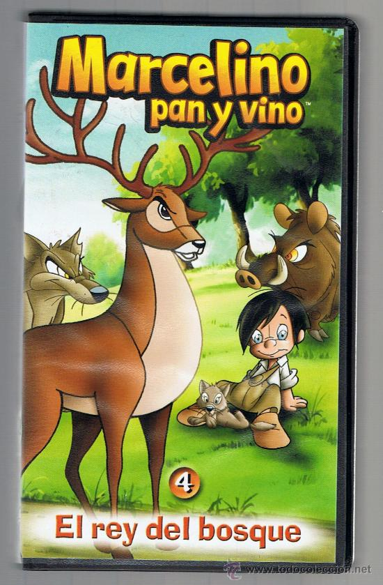 Marcelino Pan Y Vino Serie