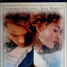 Cine: TITANIC***PELICULA VHS. Lote 33069155