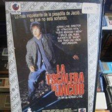 Cine: LA ESCALERA DE JACOB.VHS. Lote 33485579