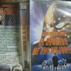 Cine: EL REGRESO DE LOS MEJORES-VHS-COMPRA MINIMA 6 EU--. Lote 33631578