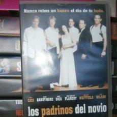 Cine: LOS PADRINOS DEL NOVIO-VHS-VENTA MINIMA 6 EU. Lote 33900775