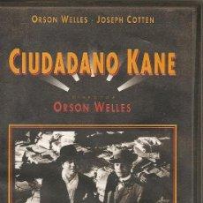 Cine: ORSON WELLES. CIUDADANO KANE. ALTAYA.. Lote 33952526