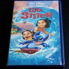 Cine: LILO & STITCH - VHS - WALT DISNEY. Lote 33953980