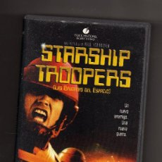 Cine: VHS: STARSHIP TROOPERS (LAS BRIGADAS DEL ESPACIO) · TOUCHSTONE HOME VIDEO, 1997. Lote 34232403