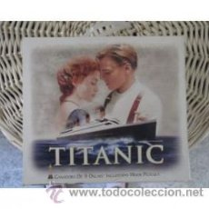 Cine: TITANIC (EDICIÓN ESPECIAL) - LEONARDO DICAPRIO - KATE WINSLET - JAMES CAMERON. Lote 34599468