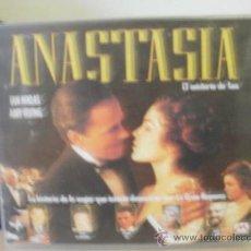 Cine: ANASTASIA EL MISTERIO DE ANA VHS 2 CINTAS. Lote 34678988