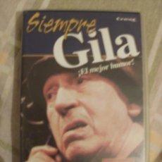Cine: SIEMPRE GILA EL MEJOR HUMOR GILA SUMA Y SIGUE. Lote 34694362
