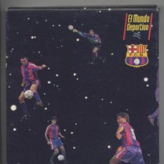 Cine: CINTA VIDEO BARÇA *ELS GAMPER DEL DREAM TEAM* 1993. Lote 34901794