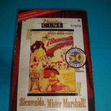 Cine: BIENVENIDO MISTER MARSHALL EDICION NUMERADA. Lote 35001818