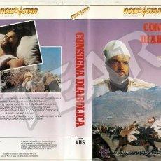 Cine: CONSIGNA DIABOLICA - STEEVE REEVES / GIORGIA MOLL / SCILA GABEL. Lote 29864999