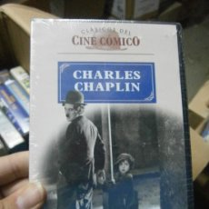 Cine: CHARLES CHAPLIN-VHS-COMPRA MINIMA 10€ EU. Lote 270408913