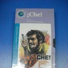 Cine: VHS - ¡CHE! - OMAR SHARIF - EL MUNDO Nº69 LAS 100 PELICULAS DE NUESTRA VIDA. Lote 35167988