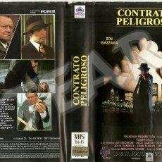 Cine: CONTRATO PELIGROSO - BEN GAZZARA / JAMES FARENTINO. Lote 29140062