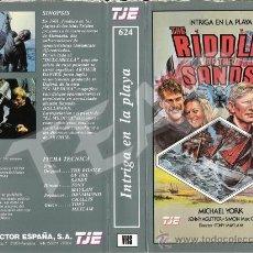 Cine: THE RIDDLE OF THE SANDS ( INTRIGA EN LA PLAYA ) - MICHAEL YORK. Lote 33229589