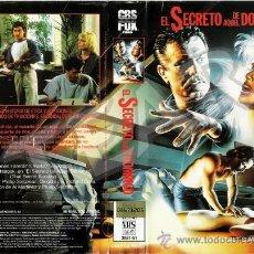 Cine: EL SECRETO DE AQUEL DOMINGO - JAMES FARENTINO. Lote 33229479