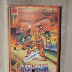Cine: HE-MAN Y LOS MASTERS DEL UNIVERSO VHS VIVA HOME VIDEO 1986 VINTAGE. Lote 35239812