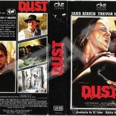 Cine: DUST - JANE BIRKIN / TREVOR HOWARD. Lote 33447715