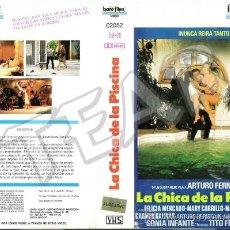 Cine: LA CHICA DE LA PISCINA - ARTURO FERNANDEZ / MARY CARRILLO / SONIA INFANTE. Lote 33383465