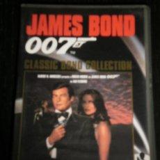 Cine: LA ESPIA QUE ME AMO 007 - PELICULA VHS JAMES BOND - ROGER MOORE - COLECCION PLANETA DE AGOSTINI. Lote 35424116