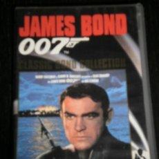 Cine: OPERACION TRUENO 007 - PELICULA VHS JAMES BOND - SEAN CONNERY - COLECCION PLANETA DE AGOSTINI. Lote 35424349