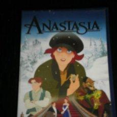 Cine: ANASTASIA - PELICULA VHS - TWENTY CENTURY FOX - VIDEO - DIBUJOS ANIMADOS. Lote 35424680