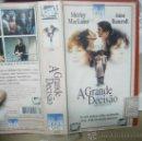 Cine: A GRANDE DECISAO-VHS.COMPRA MINIMA 6 EU. Lote 35435572