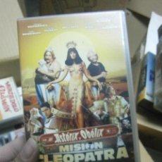 Cine: AXTERIX Y OBELIX MISION CLEOPATRA-VHS-COMPRA MINIMA 6 EU--. Lote 35467533