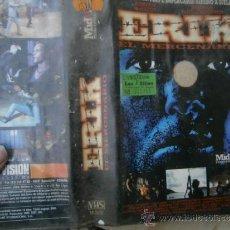 Cine - ERIK EL MERCENARIO-VHS-VHS COMPRA MINIMA 6 EU- - 35588362