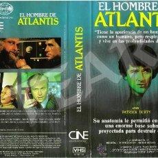 Cine: EL HOMBRE DE ATLANTIS - PATRICK DUFFY / VICTOR BUONO - DESCATALOGADA. Lote 31206366