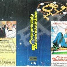 Cine: SEÑAS PARTICULARES, HERMOSSSISIMO - ADRIANO CELENTANO / FEDERICA MORO. Lote 33456122