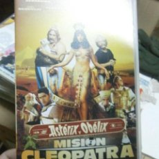 Cine: AXTERIX Y OBELIX MISION CLEOPATRA-VHS-COMPRA MINIMA 6 EU--. Lote 35843199